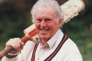 Ted Deighton, known as Ten Goal Ted, passed away aged 89 on Saturday