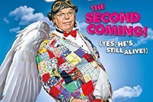 Roy Chubby Brown is at Scarborough Spa on Friday
