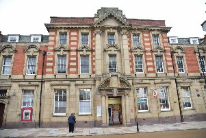 Scarborough Post Office due for Closure..? Pic Richard Ponter