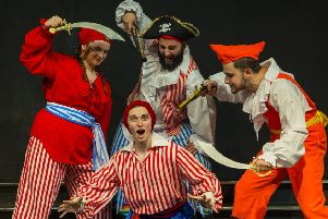 The YMCA panto is on now and runs until January 5