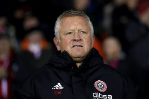 Sheffield United manager Chris Wilder is eyeing a striker - according to the latest Championship rumours