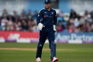 Jonny Bairstow has signed a new deal with Yorkshire County Cricket Club