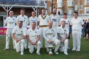 Heslerton won the Linda Goulding Memorial Harburn Cup in 2018 after beating Filey in the final at North Marine Road