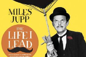 Miles Jupp will present his one-man show about David Tomlinson