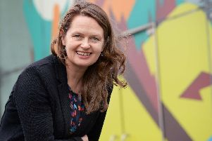 Kim Streets, chief executive of Museums Sheffield. Picture: Steve Ellis
