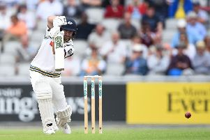Whitby born ex-Scarborough batsman Adam Lyth hasnt given up on an England recall ahead of the Ashes. Picture: Getty Images.