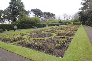 Scarborough Council has been urged to contribute to the restoration of the South Cliff Gardens.