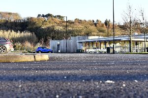 Seamer rd Park and Ride . pic Richard Ponter