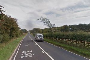 The crash happened on the A170 between Helmsley and Sutton Bank. Picture: Google