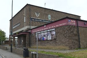 The Engineers Club which hosted everything from live bands to games nights, dancing and jackpot bingo sessions.