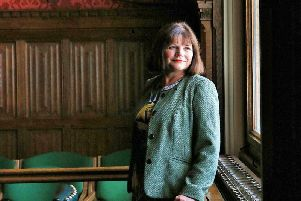 Burnley MP Julie Cooper