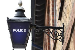The incident happened in Viking Road in Bridlington