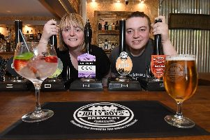 The Stackhouse Bar opens in Bridlington