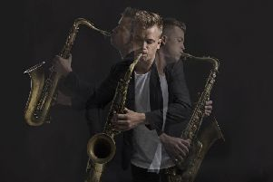 Marius Neset  the Norwegian virtuoso is playing Lancashire next month