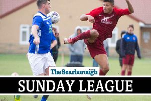 Sunday League Cup final report