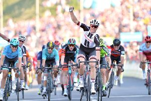 Tour de Yorkshire stage three will finish on Scarborough seafront