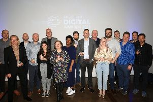 Sheffield Digital Awards 2019: all the winners. Picture: Chris Etchells