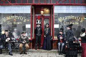 Filey Steampunk Festival