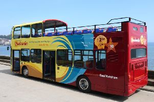 The new Beachcomber buses