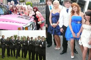 Looking back at proms from the past