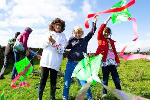 Amazing kites will take to the air in Hebden Bridge this weekend