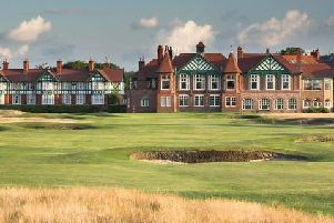 Royal Lytham and St Annes will host The Senior Open for the first time in a quarter of a century