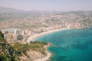 Spains white coast is famous for those looking for sun, sea, and sand, but Costa Blanca is also incredibly popular with rock-climbers seeking year-round sun. ''The area has a wide variety of rock faces close to the sea, making it the ideal holiday destination for rock climbing lovers.