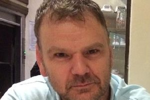 Peter Brown, 46, hasn't been seen for more than a month. PIC: North Yorkshire Police