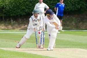 Folkton & Flixton v Cayton / Cricketer National Village Cup / Pictures by Andy Standing