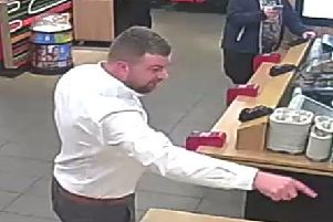 Officers want to speak to this man, as he may have important information that could assist the investigation. PIC: North Yorkshire Police