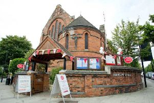 The Post Office at  St James, West Hampstead. Picture: Grainge Photography