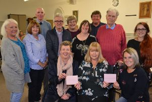 Scarborough Community Choir supports Steps 2 and Dial-a-Ride with �500 donation