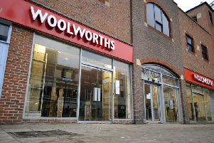 Woolworths closed more than a decade ago