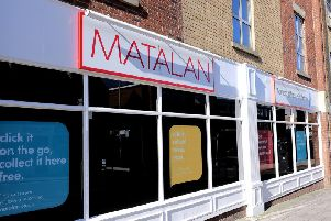 Matalan wants a cafe with outdoor seating at the St Thomas Street side of its store