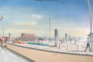 Town Centre Seafront Visual