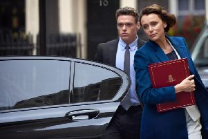 Bodyguard creator Jed Mercurio will be arriving in Harrogate this weekend.