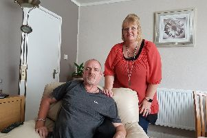 John and Jane McCabe's lives were turned upside down in 2017 when serious health problems meant John was no longer able to work.