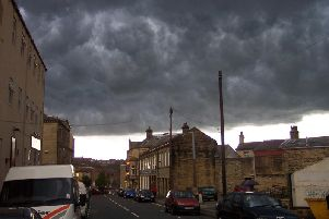 The Met Office is warning of thunderstorms