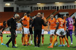 A penalty shootout defeat saw the Seasiders exit the Carabao Cup at the first hurdle