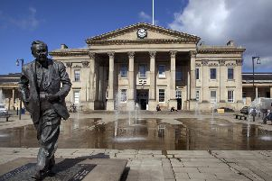 Upgrades are planned for Huddersfield Station as part of the Network Rail plans.