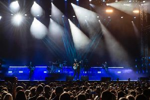 14 photos from Lewis Capaldi at Scarborough Open Air Theatre. PIC: Cuffe and Taylor