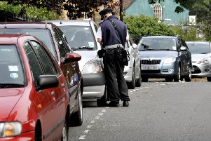 The locations of traffic wardens would be tracked