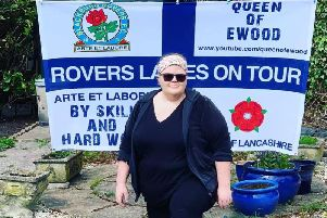 Natalie Baron from Blackpool is aiming to raise 1,000 travelling 1,000 miles to support a local hospice close to her heart.