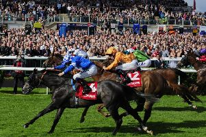 Big crowds can be guaranteed at all major race meetings in the UK.