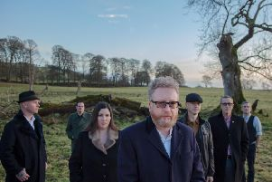 Flogging Molly are playing the Fuelling the Fire tour.