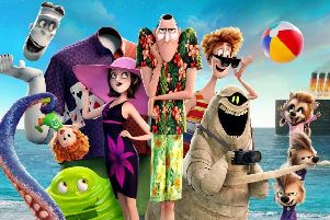 Now showing: Hotel Transylvania 3 - A Monster Vacation