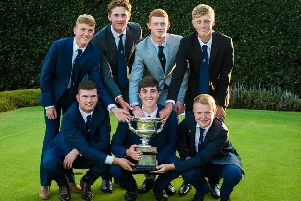 Yorkshire Boys English County Champions have retained their crown.The Yorkshire team was coached by Craig Fricker of Styrrup Hall and included five members of last year's winning line-up: Charlie Daughtrey (Rotherham), Michael Hay (Middlesbrough), Jack Leversidge (Abbeydale), Callum Macfie (Lindrick) and Ben Schmidt (Rotherham). They were joined by Joshua Berry (Doncaster) and Jack Maxey (Hornsea).