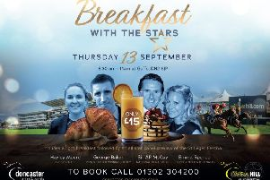 Breakfast With The Stars at Doncaster Racecourse