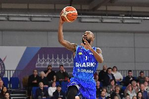Sheffield Sharks' Chris Alexander. Picture: Andy Chubb