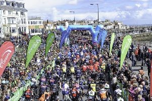 The Tour de Yorkshire heads from Bridlington to Scarborough on May 4